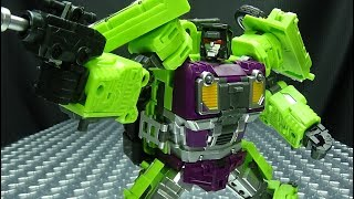 JinBao KO Upscaled Generation Toy CRANE (Hook): EmGo's Transformers Reviews N' Stuff