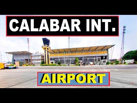 CALABAR INTERNATIONAL AIRPORT,  CROSS RIVER STATE  IN NIGERIA