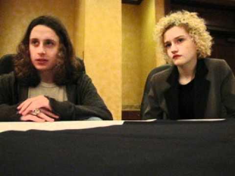 "Rory Culkin & Julia Garner interview for ""Electrick Children"" 2012 SXSW Film Festival"