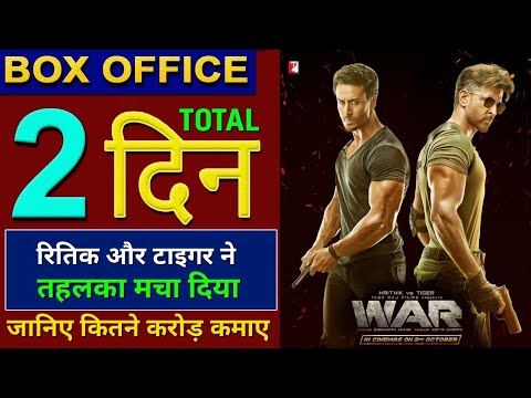 war box office collection