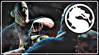 Video Mortal Kombat XL - Torre Viva Completa - DOR E TORTURA - LEATHERFACE download MP3, 3GP, MP4, WEBM, AVI, FLV Agustus 2018