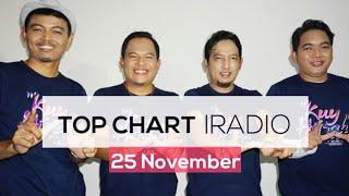 [IRADIO 20] Tangga Lagu Indonesia 2019 | TOP CHART IRADIO EDISI 25 November