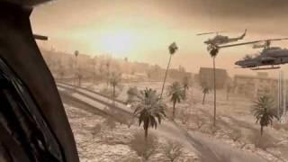 """Call of Duty 4: Modern Warfare 1"", full walkthrough on Veteran, Act 1: Mission 7 - Shock and Awe"