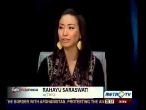 AHOK BASUKI NGOMONG INGGRIS : Acara Talk Indonesia Metro TV with Basuki TP Ahok