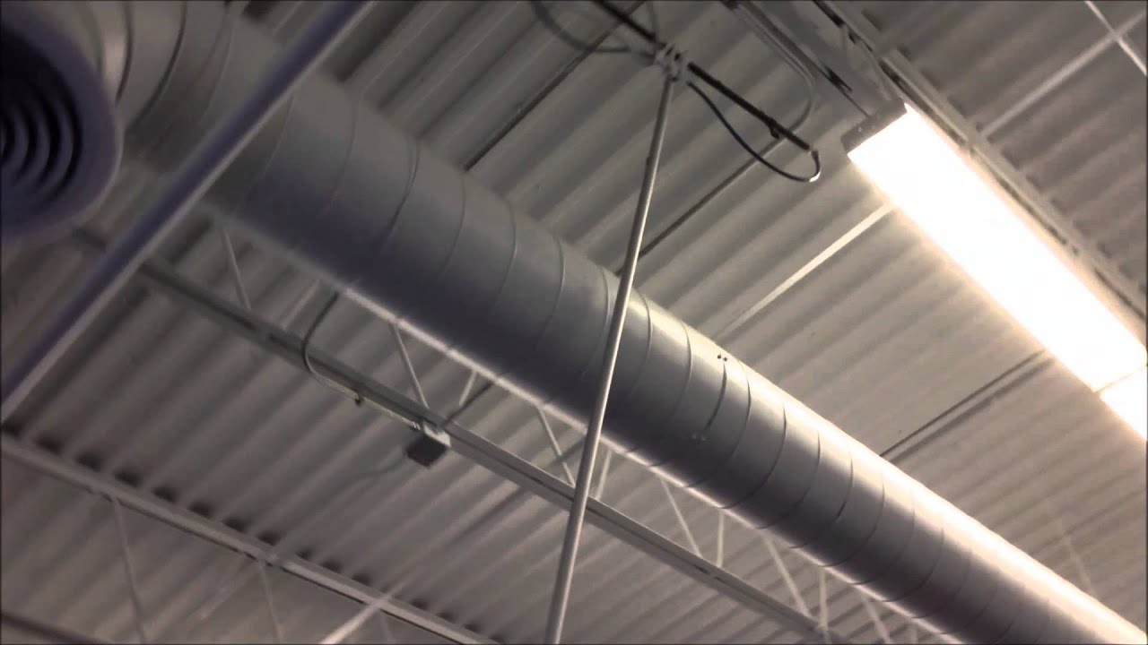 Commercial Ceiling Dusting YouTube