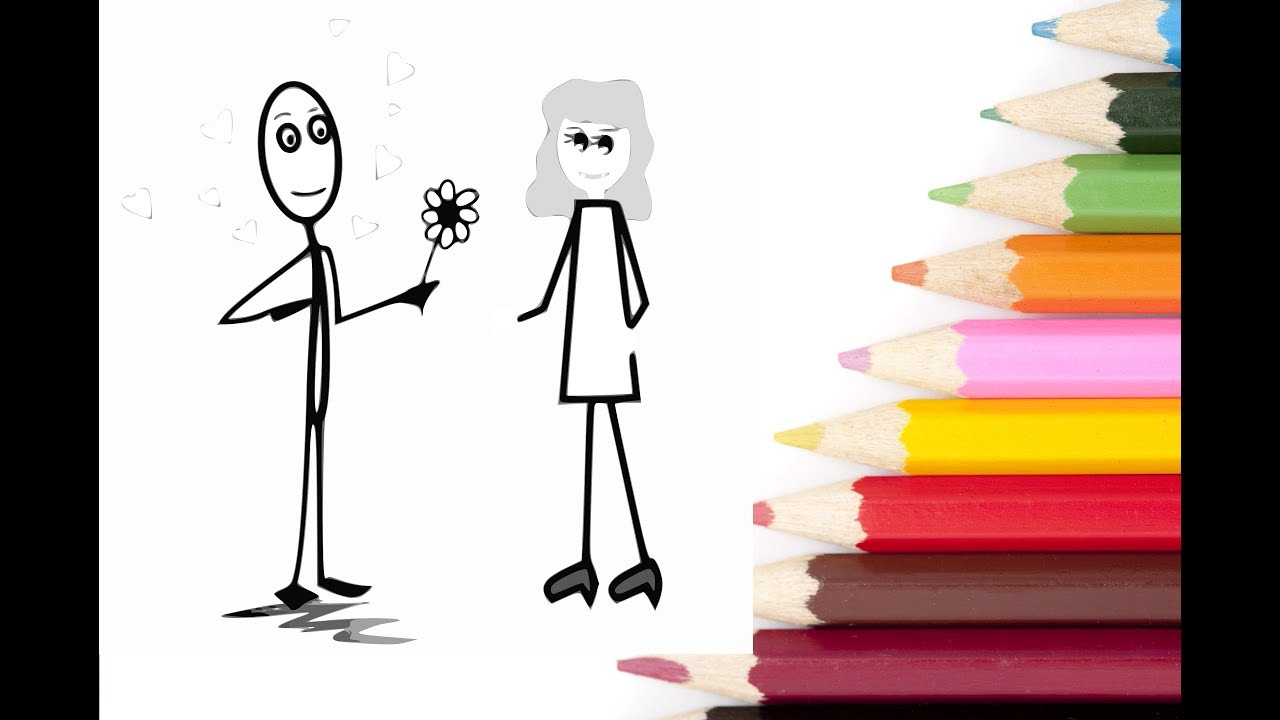 colorir casal apaixonado desenhos para colorir pintar para