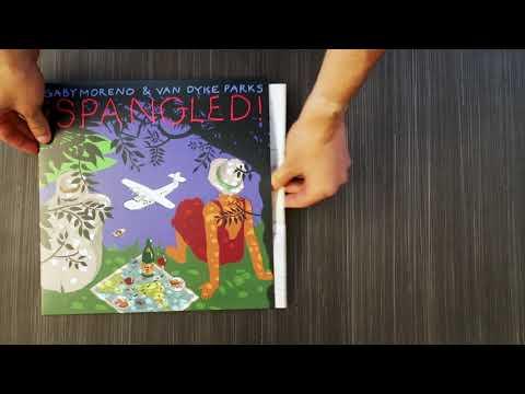 Gaby Moreno & Van Dyke Parks: ¡Spangled!Vinyl Unboxing Mp3