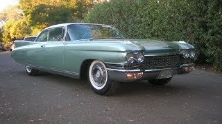 1960 Cadillac Eldorado Seville Purchased new by Gentleman Jim Reeves