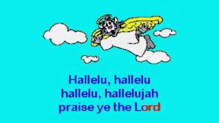 SC7010 05 Children's Songs Hallelu, Hallelujah [karaoke]