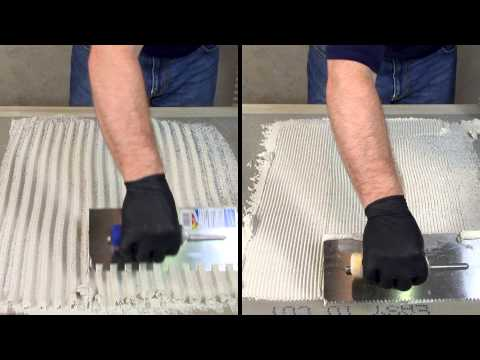MAPEI MTI-TV Product Spotlight: Large Tile & Stone Mortar