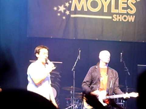 My Lamb Bhuna Parody (Chris Moyle Show Tour - Glasgow 09/09/09) Part 2