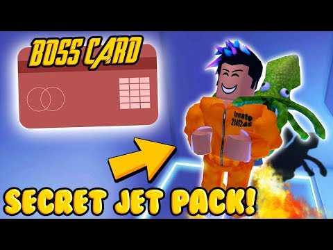 HOW TO UNLOCK *SECRET* JET PACK IN MAD CITY! (Roblox)