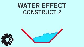 water Effect - Construct 2 Tutorial