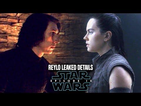 Star Wars Episode 9 Reylo! Leaked Details Revealed & More (Star Wars News)
