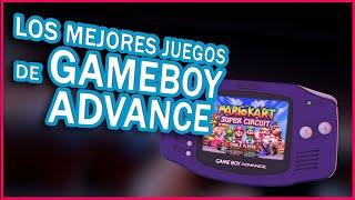 Los 5 Mejores Juegos del GameBoy Advance I Fedelobo I