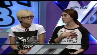 THE VIRGIN [Sedetik] Live At Xtra Seleb (16-06-2014) Courtesy RTV Full