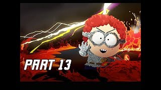 South Park The Fractured But Whole Walkthrough Part 13 - General Disarray  (Let's Play Commentary)