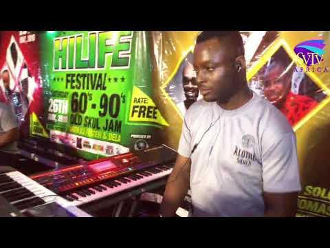 TEMA HILIFE FESTIVAL AT KROM PUB 2018 LIVE BAND MUSIC