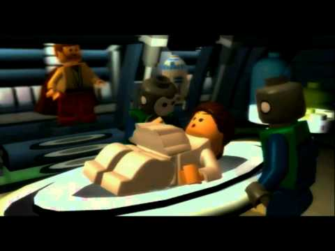 LEGO Star Wars Episode III Revenge Of The Sith THE MOVIE - YouTube