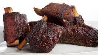 Bbq Beef Short Ribs    Asian Flavored Short Ribs   Smoked Short Ribs