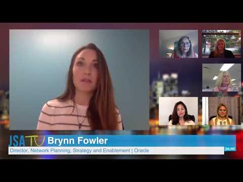 Climbing the Executive Ladder as Women in Tech & Telecom; JSA Virtual Roundtable