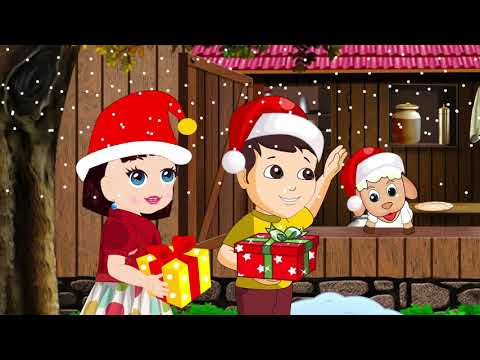 Dashing Through The Snow / Jingle Bells Christmas Songs From Kiddy Moon Songs
