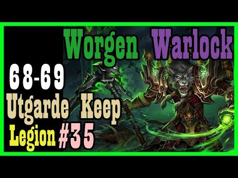 Howling Fjord and... The Lich King, wait, what? WEP #35 [Legion World of Warcraft Let's Play]