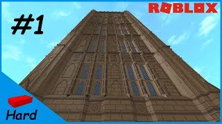ROBLOX STUDIO SPEED BUILD / Big Ben - Elizabeth Tower #1