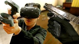 This New VR Shooter Is Scary Realistic