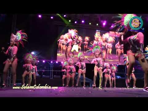 SvlamColombia - Comparsa LiliStar