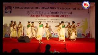 Video Thiruvathira Kali CBSE 03 - Thudu Thude Nalla download MP3, 3GP, MP4, WEBM, AVI, FLV Agustus 2018