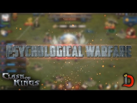 PSYCHOLOGICAL WARFARE STRATEGY (CLASH OF KINGS)