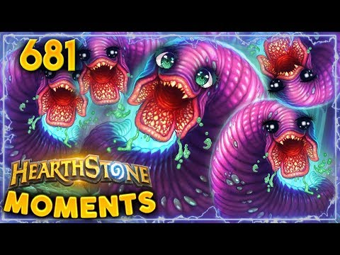 6 Mana: Nightmares Fuel!! | Hearthstone Daily Moments Ep. 681