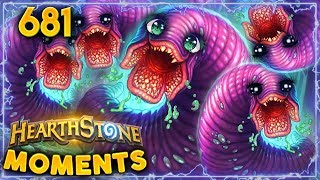 6 Mana: Nightmares Fuel!!   Hearthstone Daily Moments Ep. 681