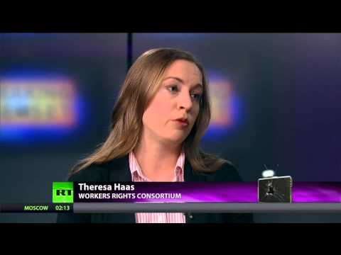 [153] Bangladesh: Cheap Clothes for Mass Deaths, LOL with Lee Camp, Hunger Strikes & Genocide