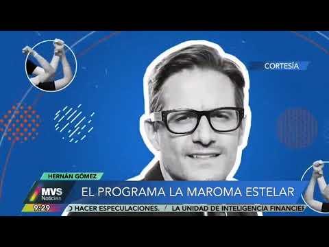Vamos a parodiar a todo mundo, no engañamos al público: Hernán Gómez