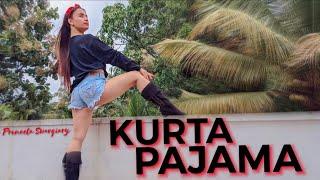 Kurta Pajama | Tony Kakkar ft. Shehnaaz Gill | Choreograhy By PRONEETA - VIJAY