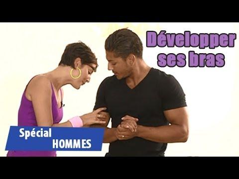 Développer ses bras en 2 exercices