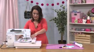 CME In The Hoop: Stitch An Egg Holder with Lisa Archer