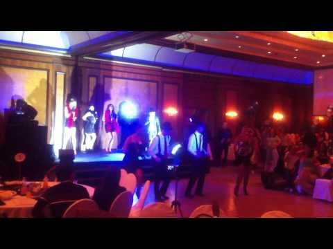 4th Eurobak karaoke night. Выступление Generali Life. Первая песня.
