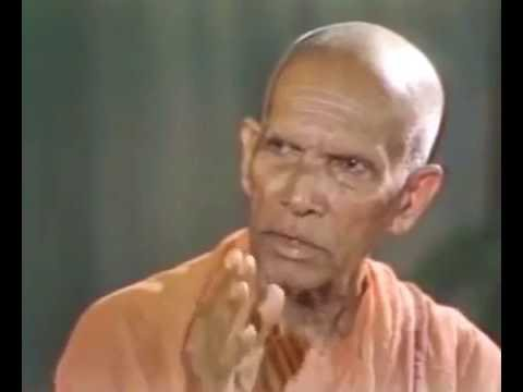 Interview with Swami Ranganathananda