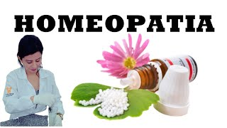 Pilhas homeopatia para do aesculus