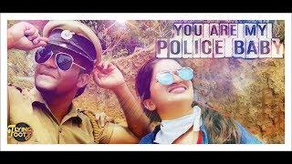 Police Baby Dance Cover Flying Footz Rustum Dr Shivarajkumar Dr K Ravi Verma J Anoop Seelin