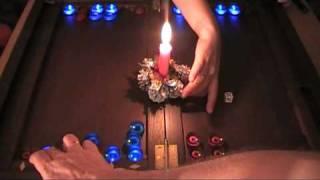 Backgammon shone-Светящиеся нарды