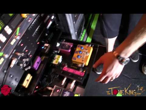 Twiggy Ramirez : AMPS & EFFECTS