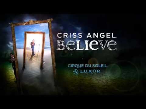 CRISS ANGEL Believe by Cirque du Soleil  TV Spot 30 Sec