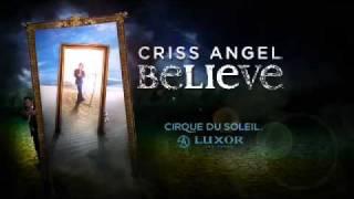 Video CRISS ANGEL Believe by Cirque du Soleil - TV Spot (30 Sec) download MP3, 3GP, MP4, WEBM, AVI, FLV Juni 2018
