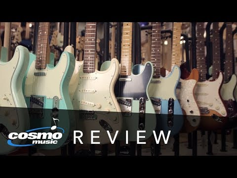 Fender Vintera Series Stratocaster, Telecaster, Jazzmaster, and Jaguar Review - Cosmo Music