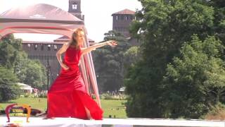 Mantra Cosmic Dance - Om Ram Ramaya - Melissa Mattiussi @ Arco dell