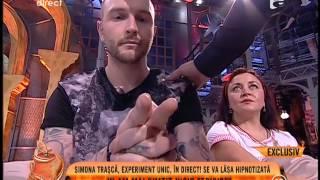 Catalin Bordea, hipnotizat in direct!